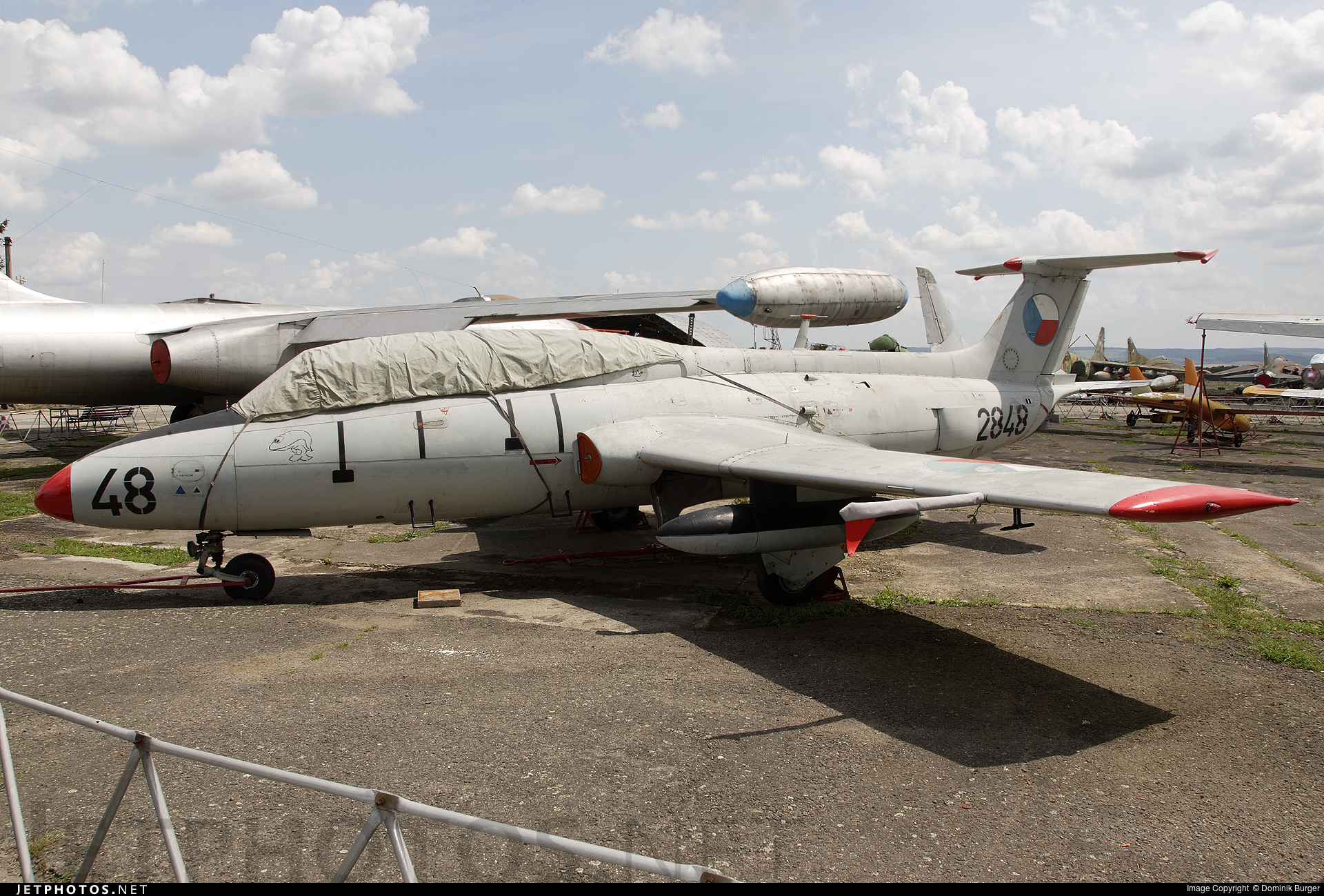 2848 - Aero L-29 Delfin - Czech Republic - Air Force