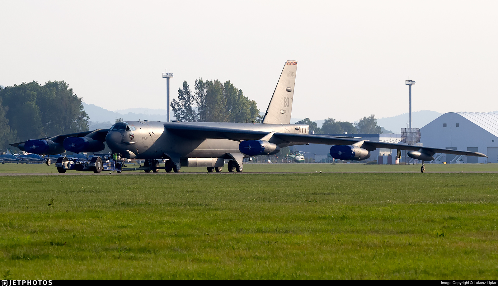 60-0038 - Boeing B-52H Stratofortress - United States - US Air Force (USAF)
