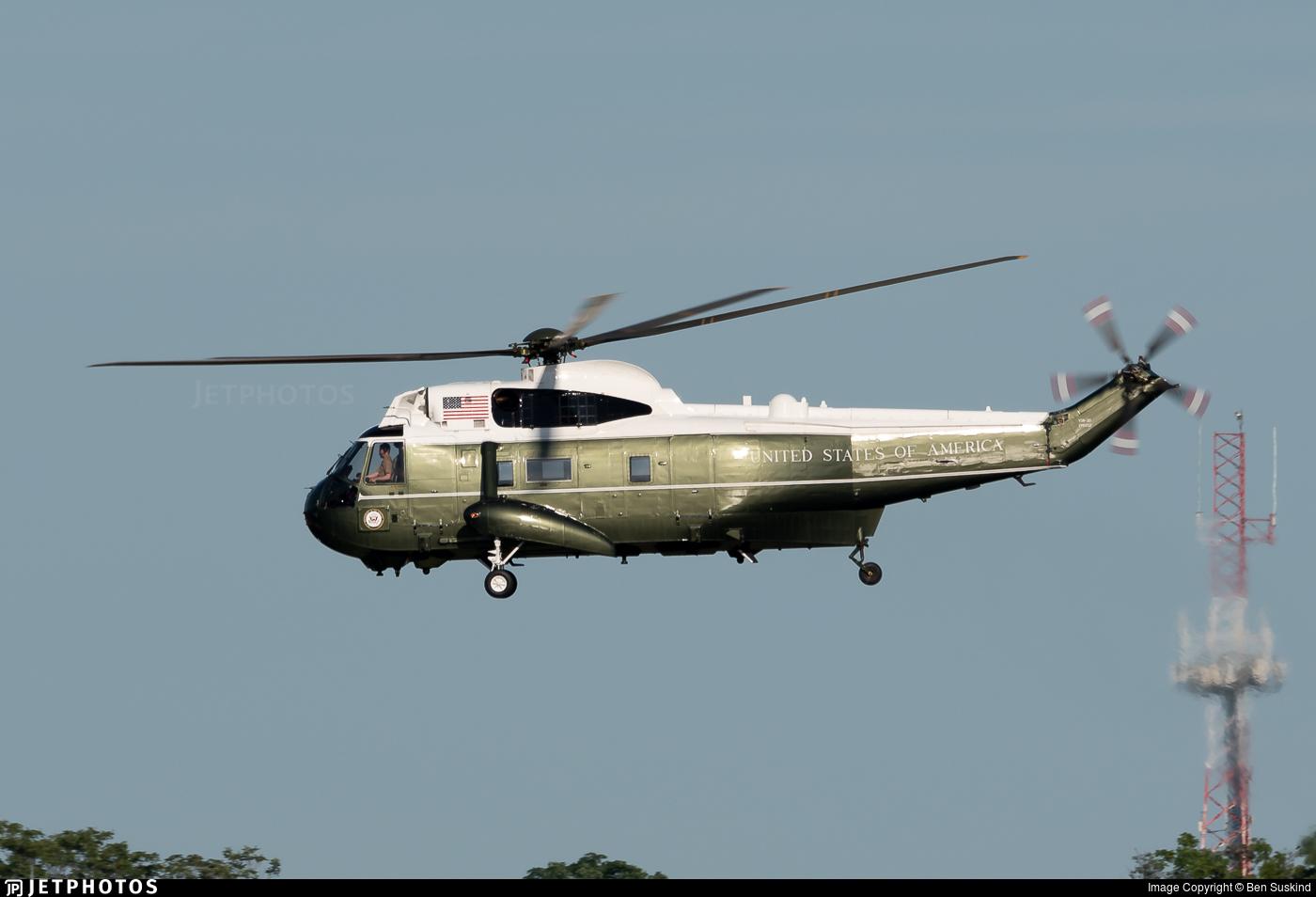 159352 - Sikorsky VH-3D Sea King - United States - US Marine Corps (USMC)
