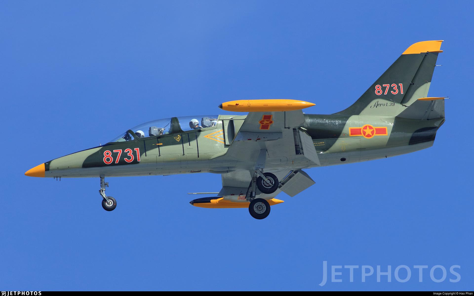 8731 - Aero L-39 Albatros - Vietnam - Air Force