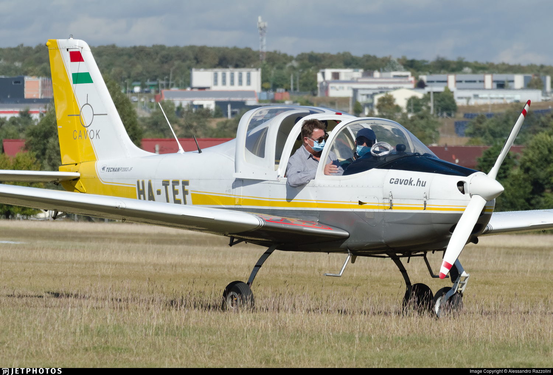 HA-TEF - Tecnam P2002JF Sierra - CAVOK Aviation Training