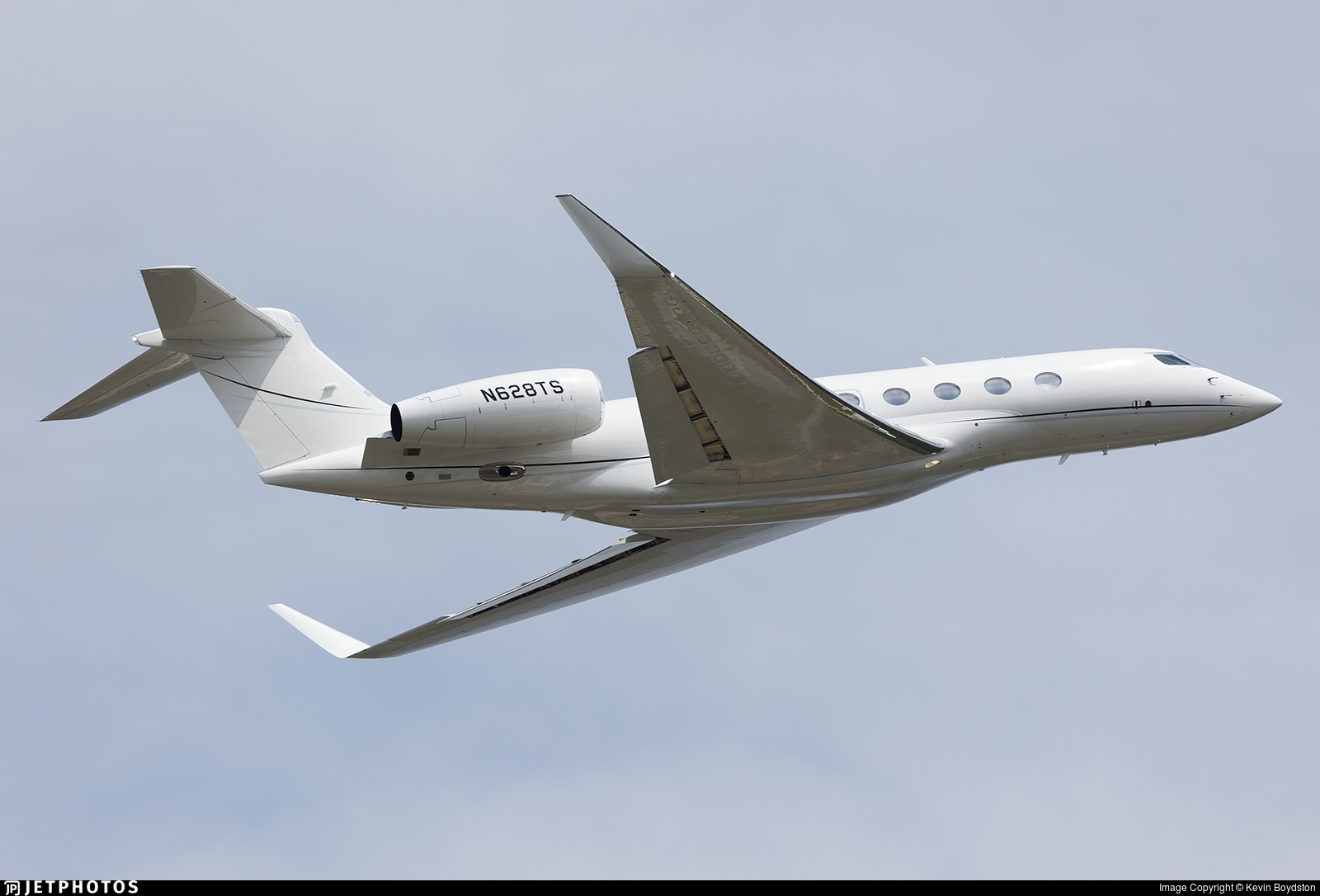 N20TS   Gulfstream G20ER   Private   Kevin Boydston   JetPhotos