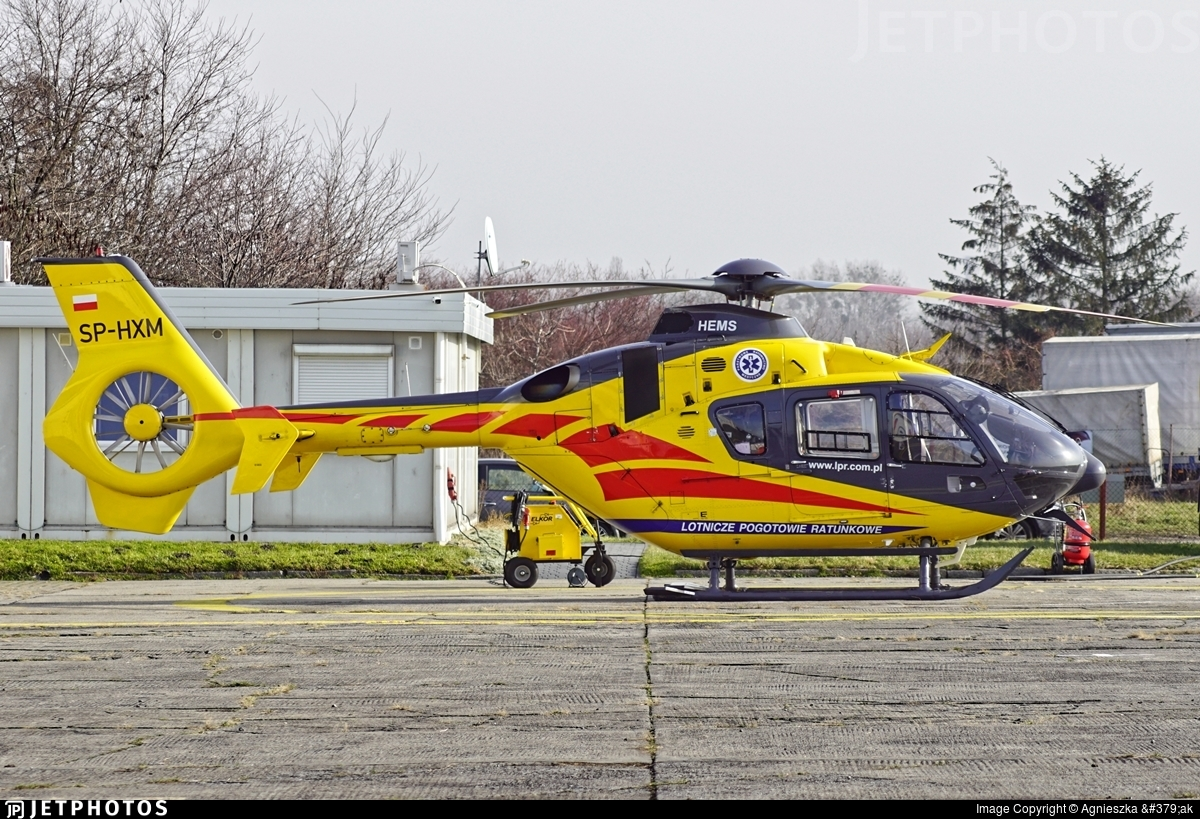 SP-HXM - Eurocopter EC 135T3 - Poland - Medical Air Rescue