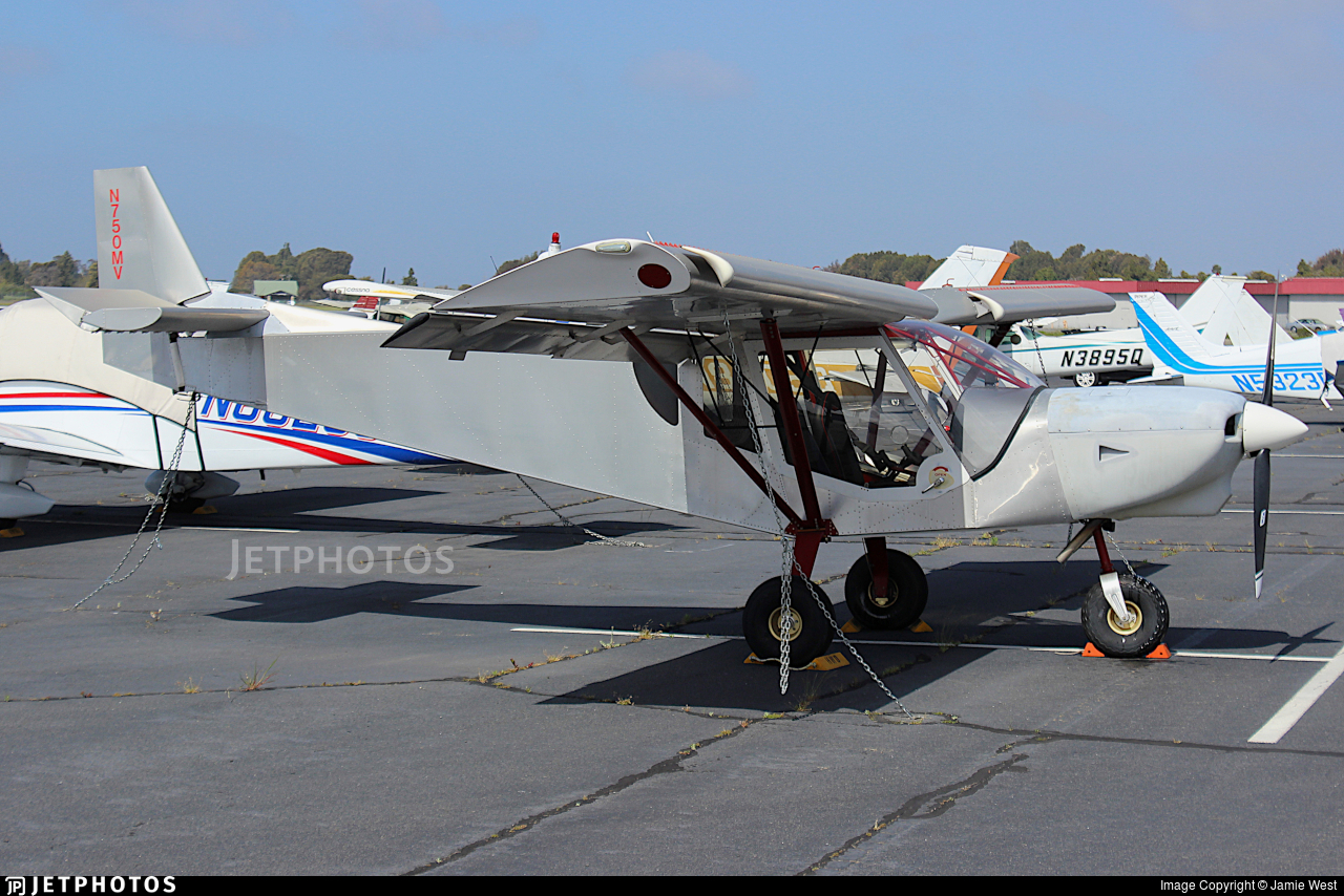 N750MV - Zenair STOL CH 750 - Private