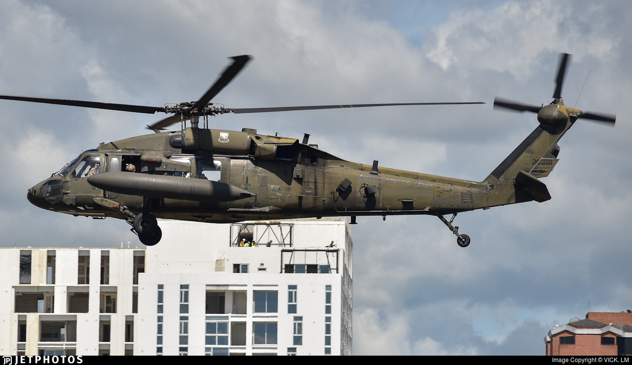 01-26881 - Sikorsky UH-60L Blackhawk - United States - US Army