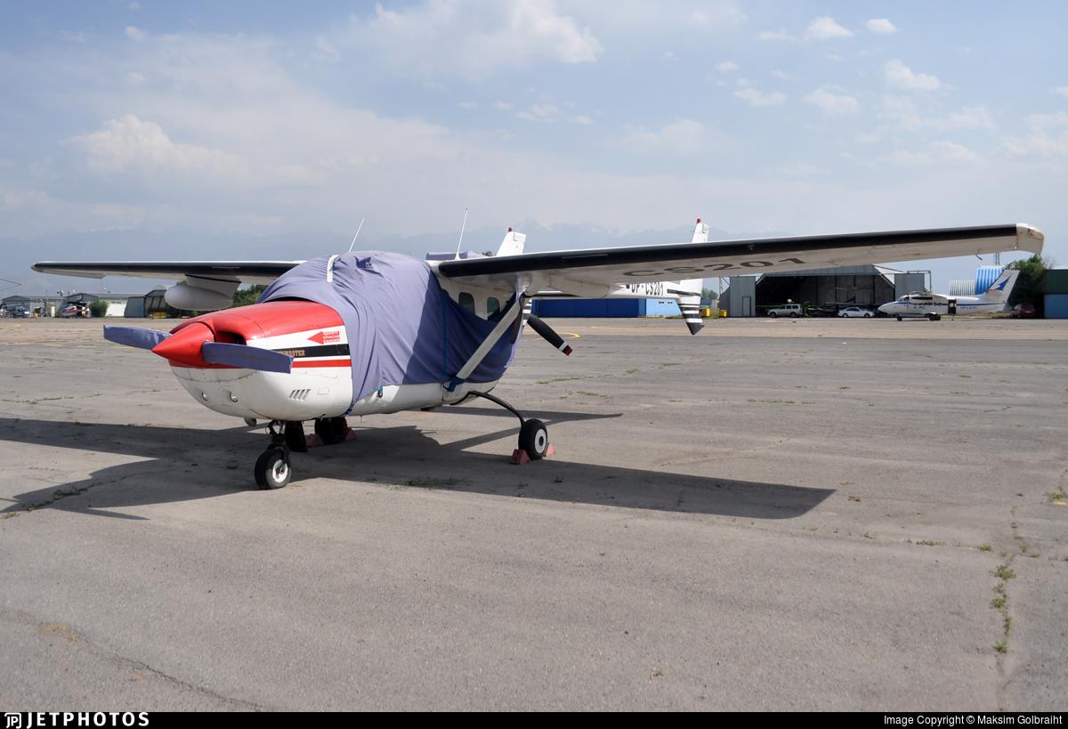 UP-CS201 - Cessna 337 Super Skymaster - Private
