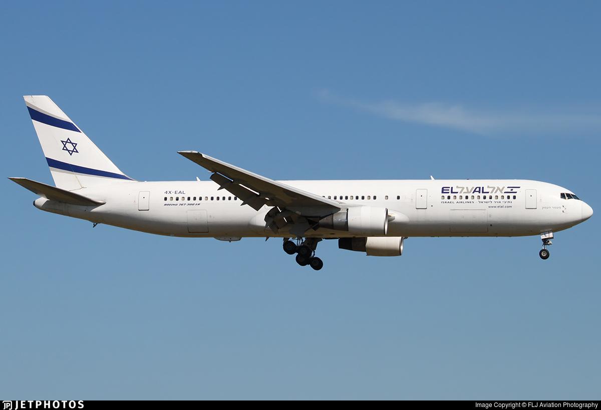 4X-EAL - Boeing 767-33A(ER) - El Al Israel Airlines