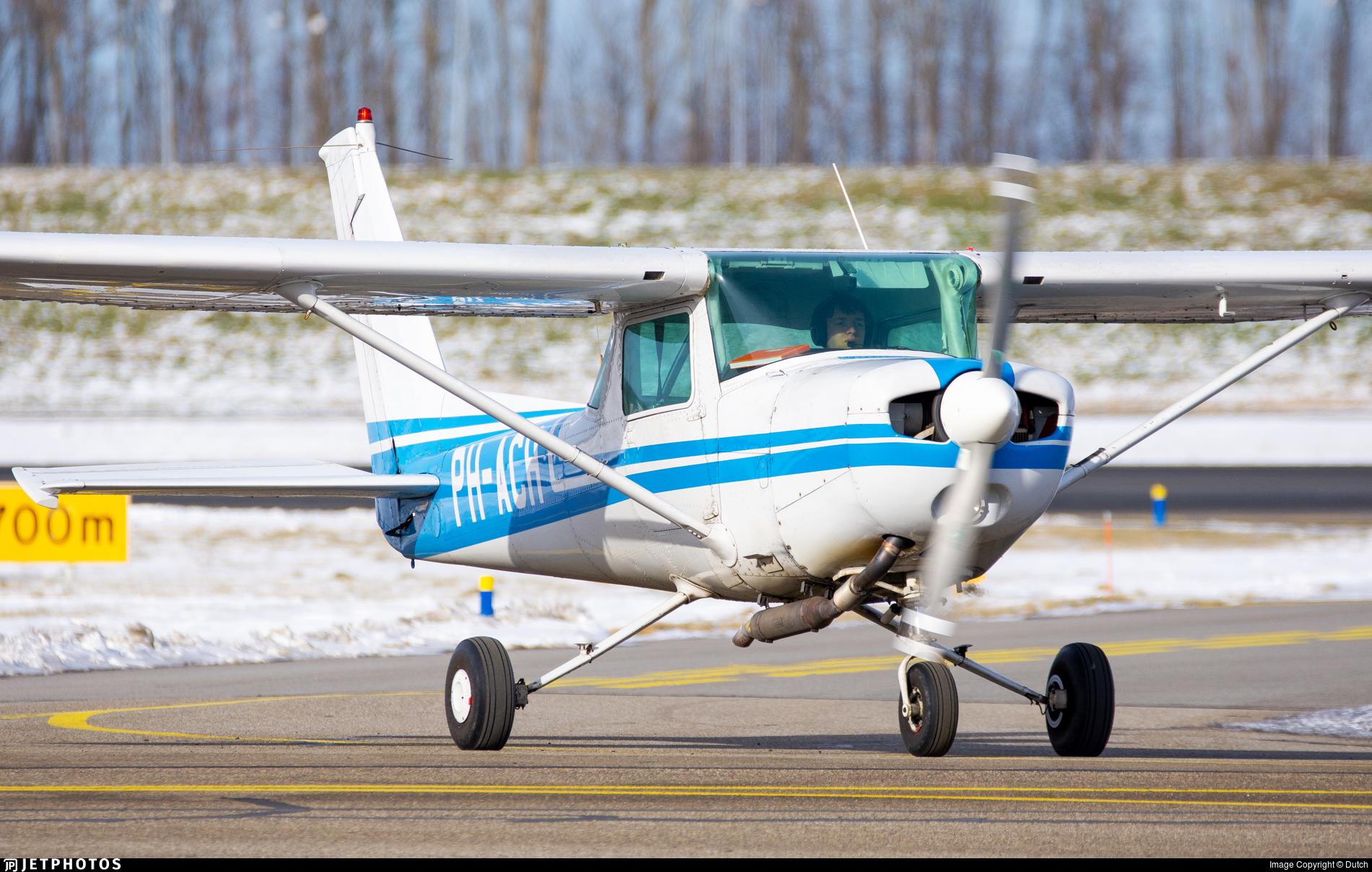 PH-ACH - Reims-Cessna F152 II - Private