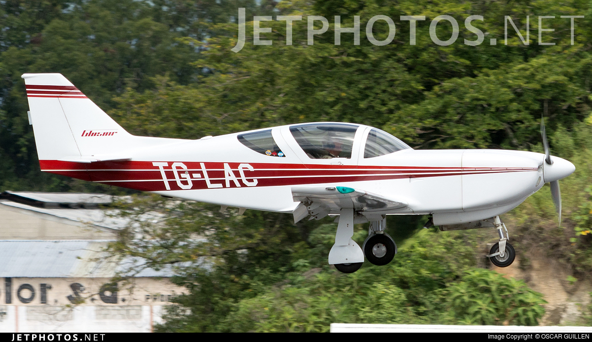 TG-LAC - Glasair Aviation II RG - Private