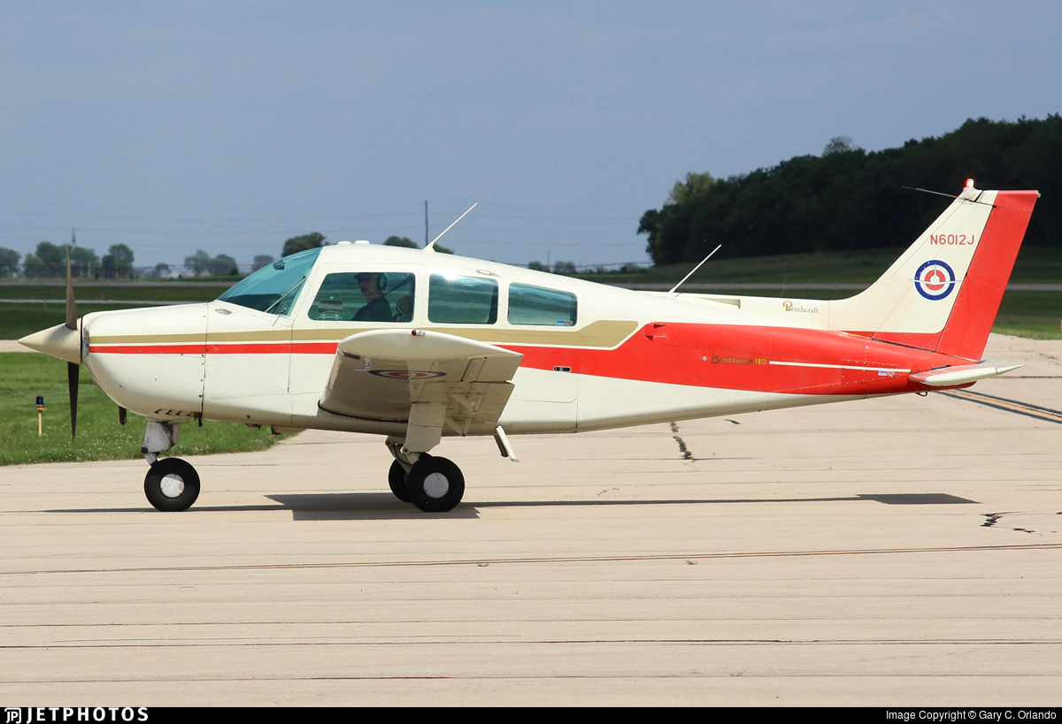 N6012J - Beechcraft C23 Sundowner - Private