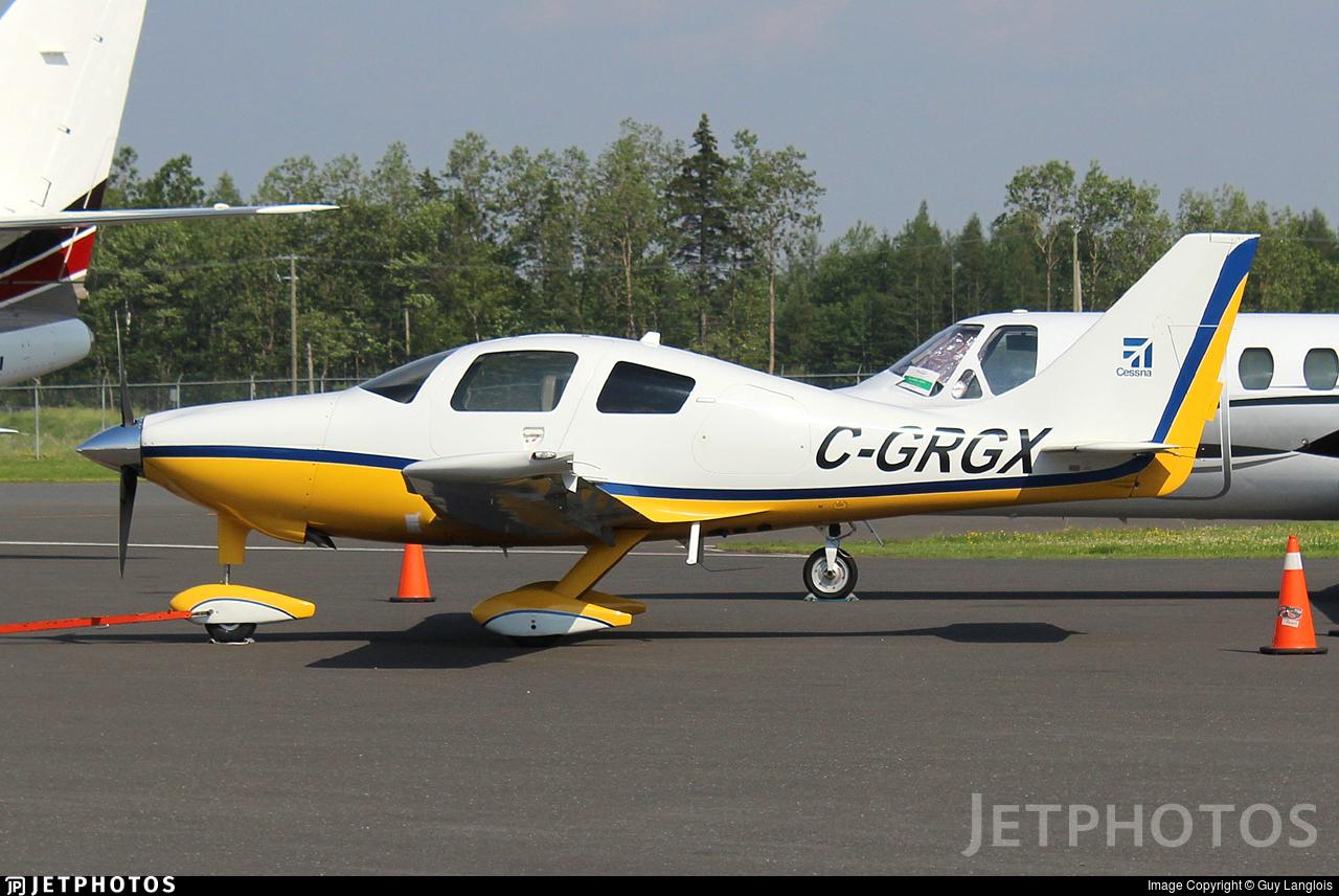 C-GRGX - Cessna 350 - Private