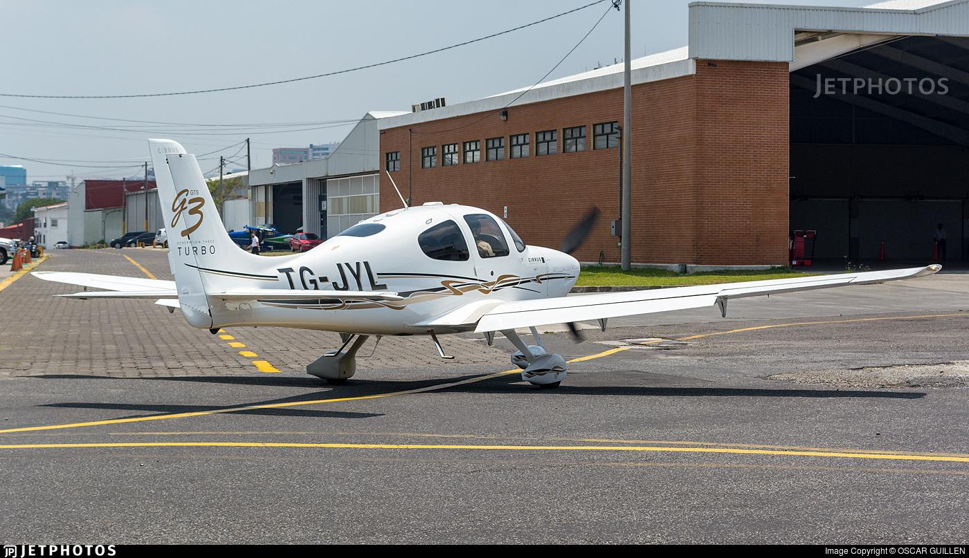 TG-JYL - Cirrus SR22-GTS G3 Turbo - Private