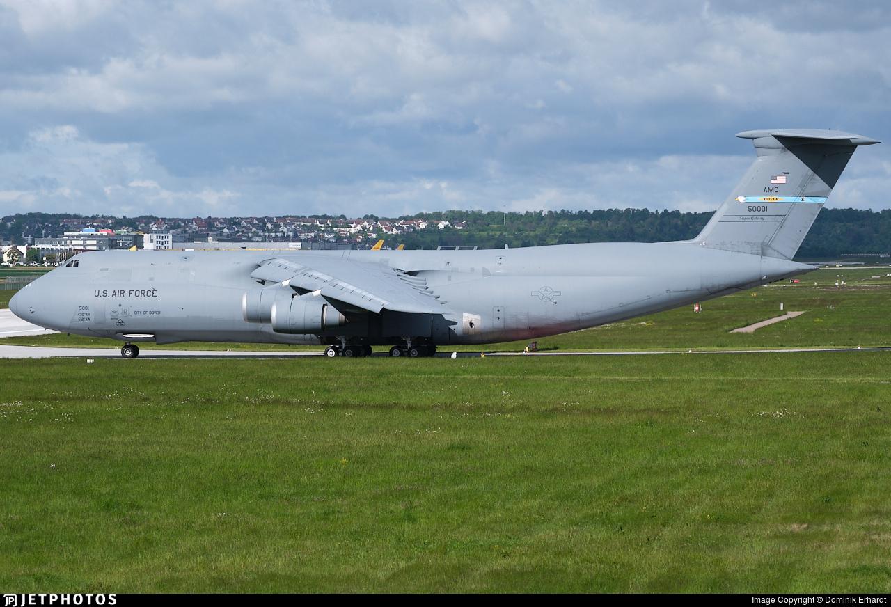 85-0001 - Lockheed C-5M Super Galaxy - United States - US Air Force (USAF)