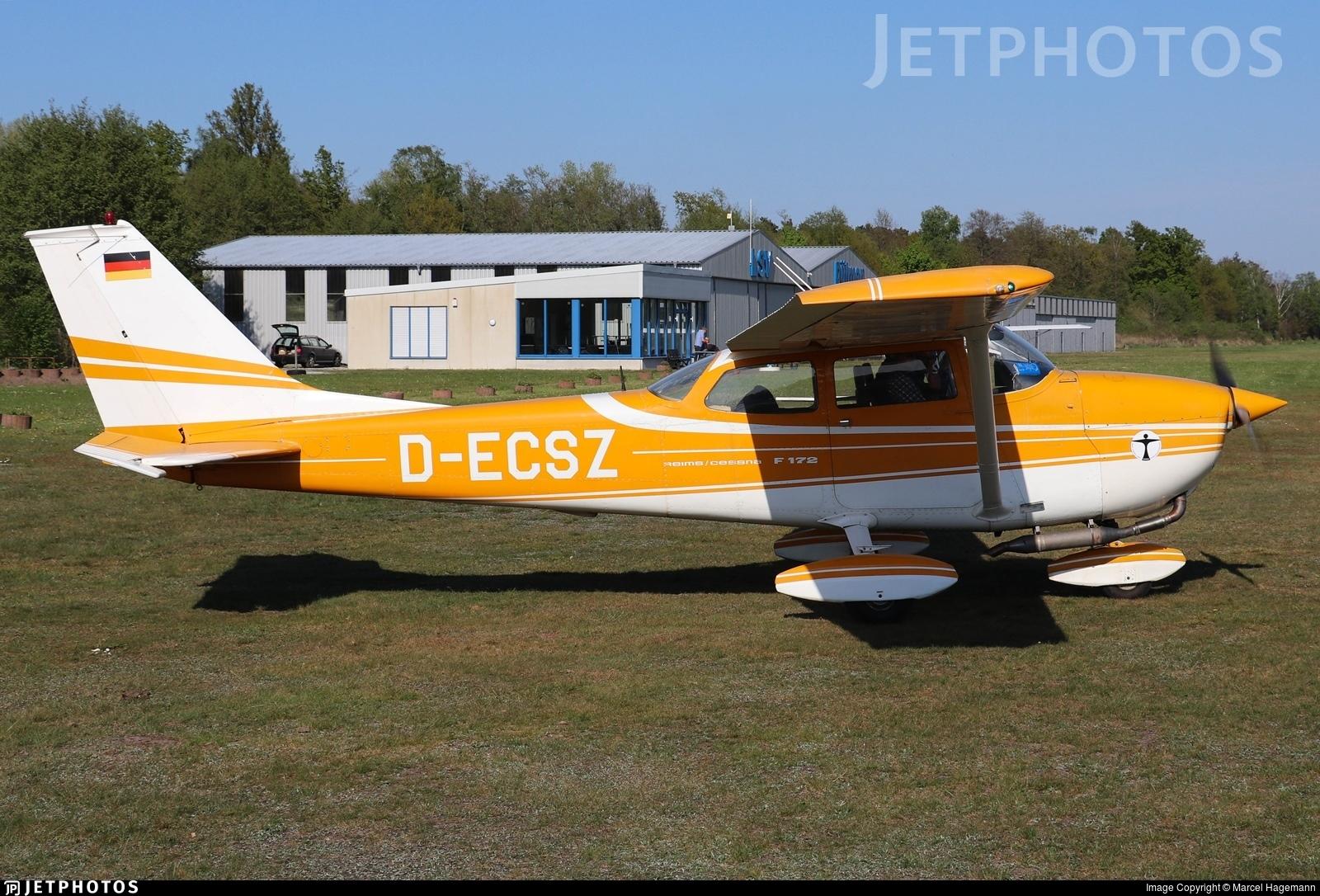 D-ECSZ - Reims-Cessna F172L Skyhawk - Private