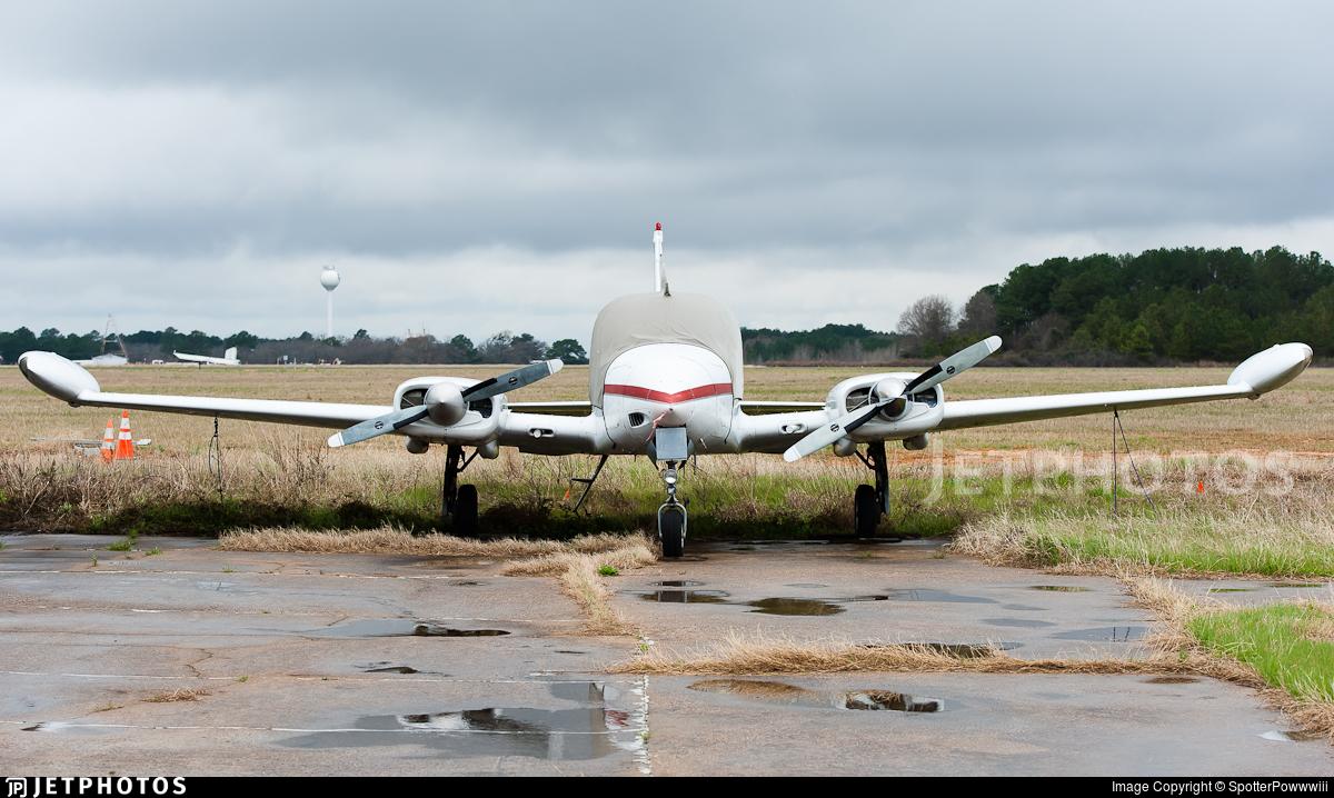 N310RM - Cessna 310Q - Private