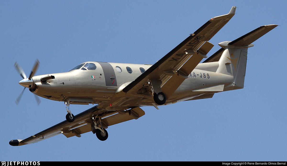 XA-JSS - Pilatus PC-12/45 - Private