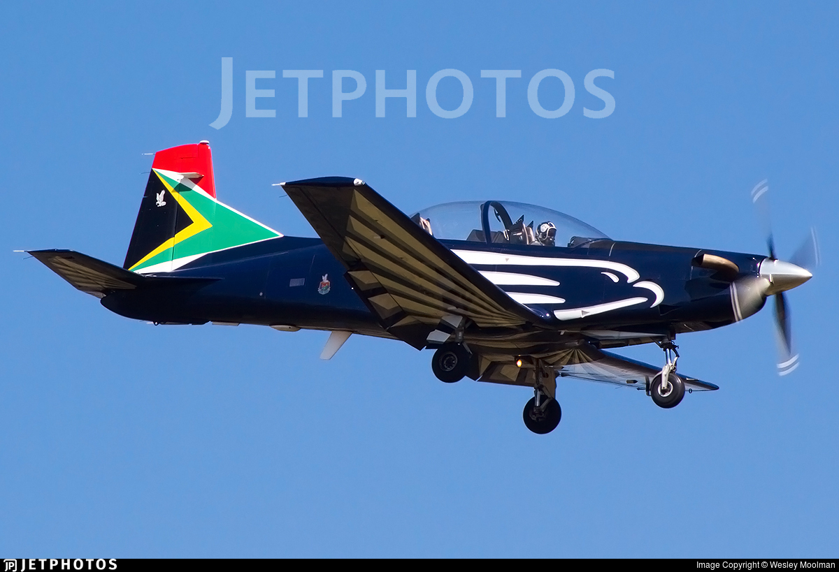 2019 - Pilatus PC-7 Mk.II - South Africa - Air Force