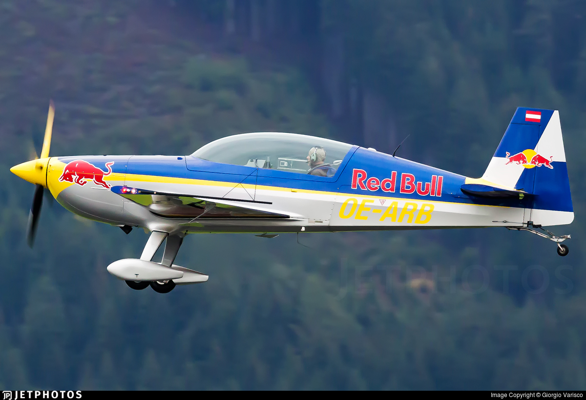 OE-ARB - Extra 300L - The Flying Bulls