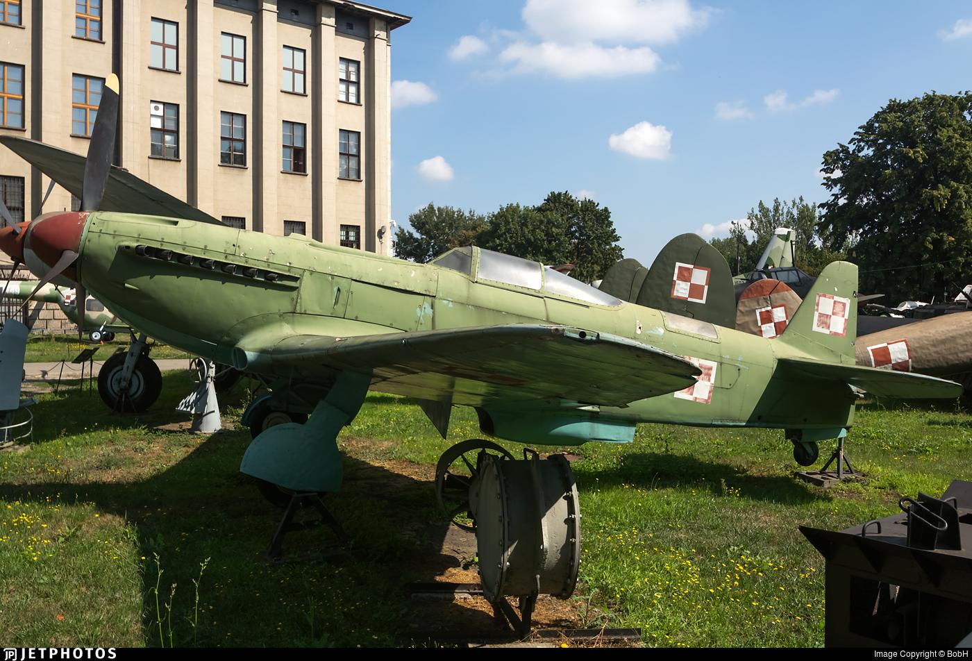 23 - Yakovlev Yak-9P - Poland - Air Force