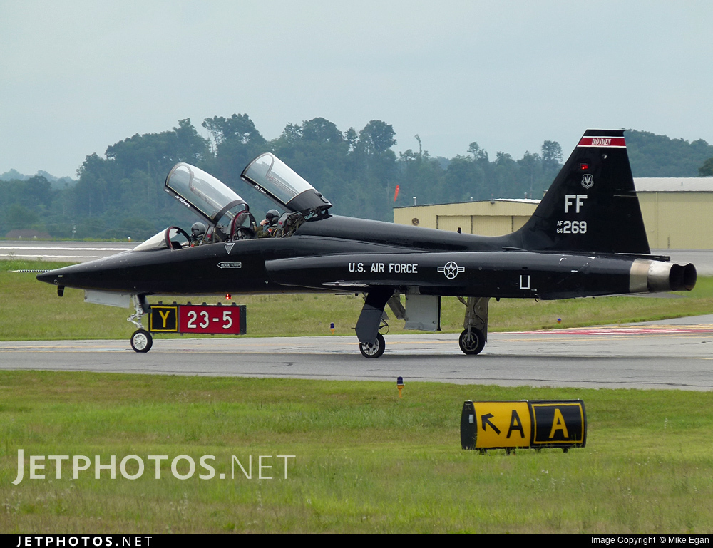 64-13269 - Northrop T-38A Talon - United States - US Air Force (USAF)