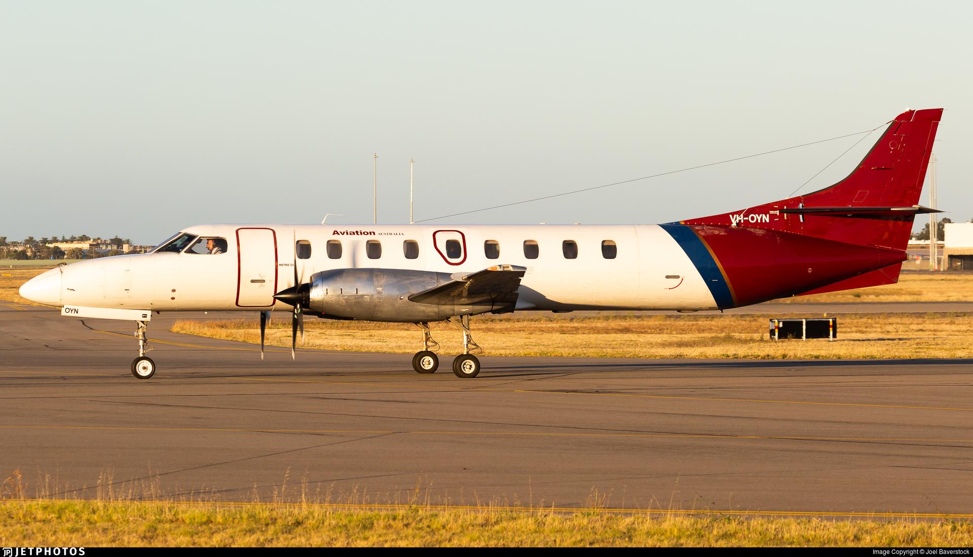 VH-OYN - Fairchild SA227-DC Metro 23 - Pearl Aviation