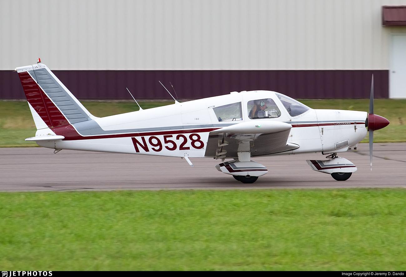 N9528J - Piper PA-28-180 Cherokee C - Private