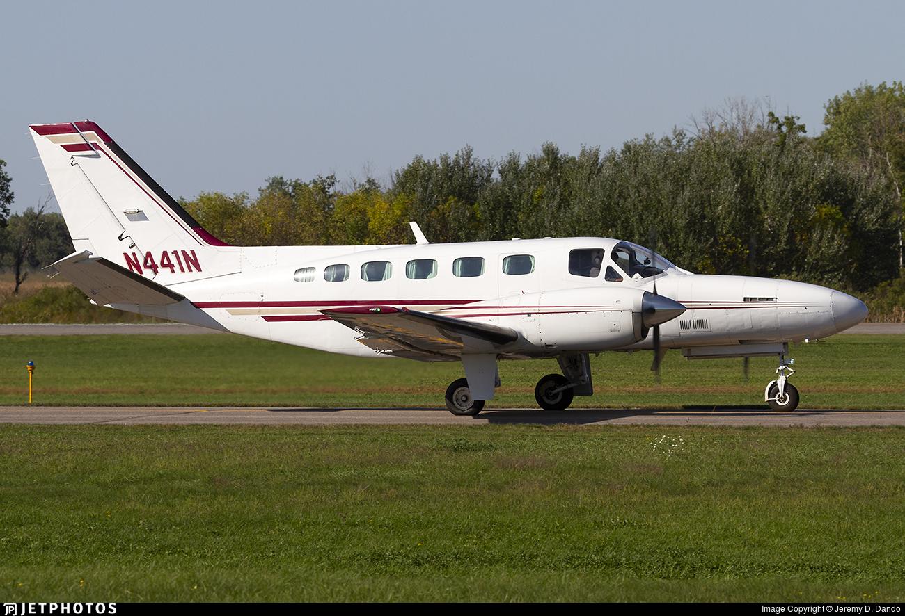 N441N - Cessna 441 Conquest II - Private