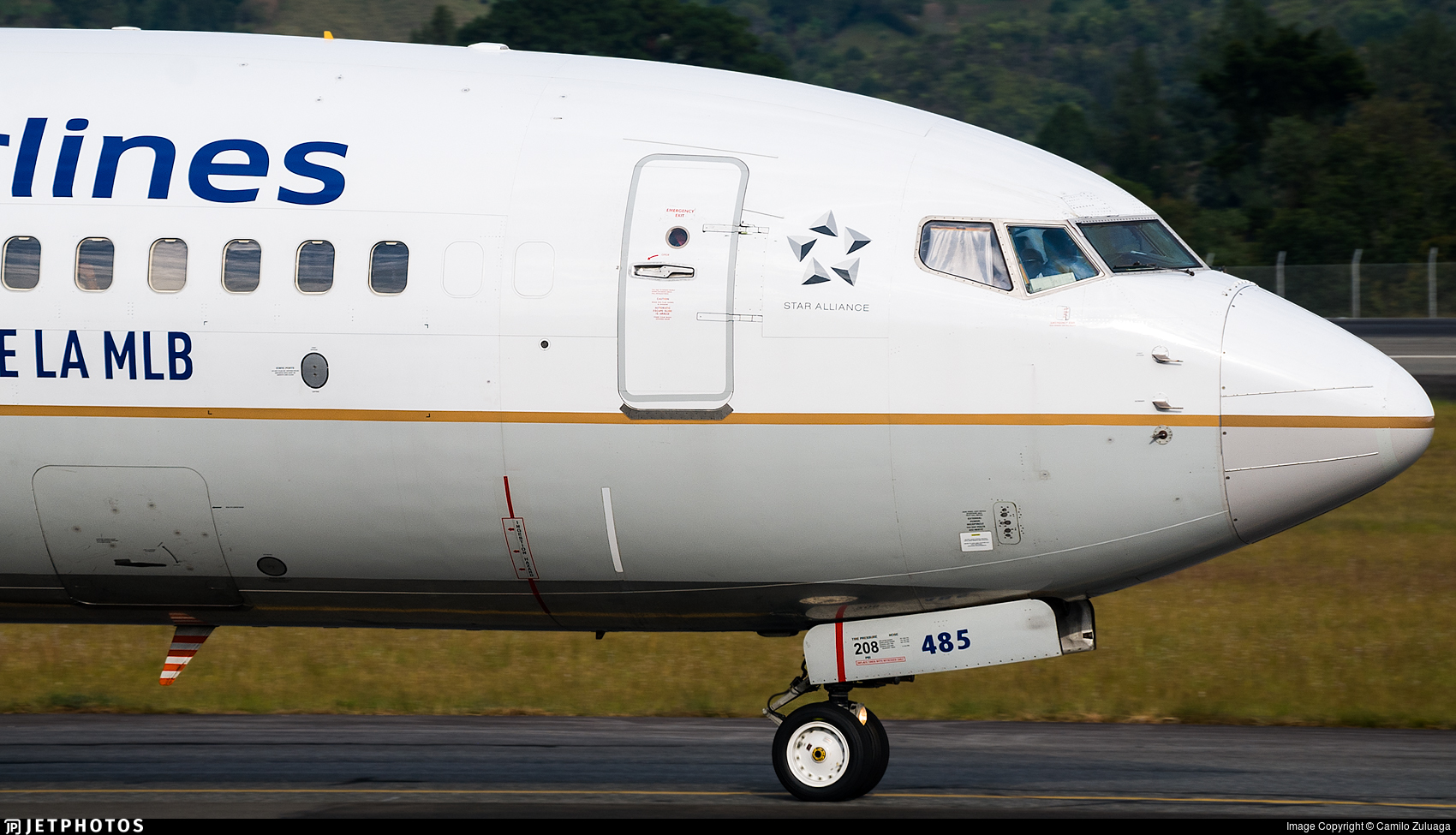 HP-1533CMP - Boeing 737-8V3 - Copa Airlines