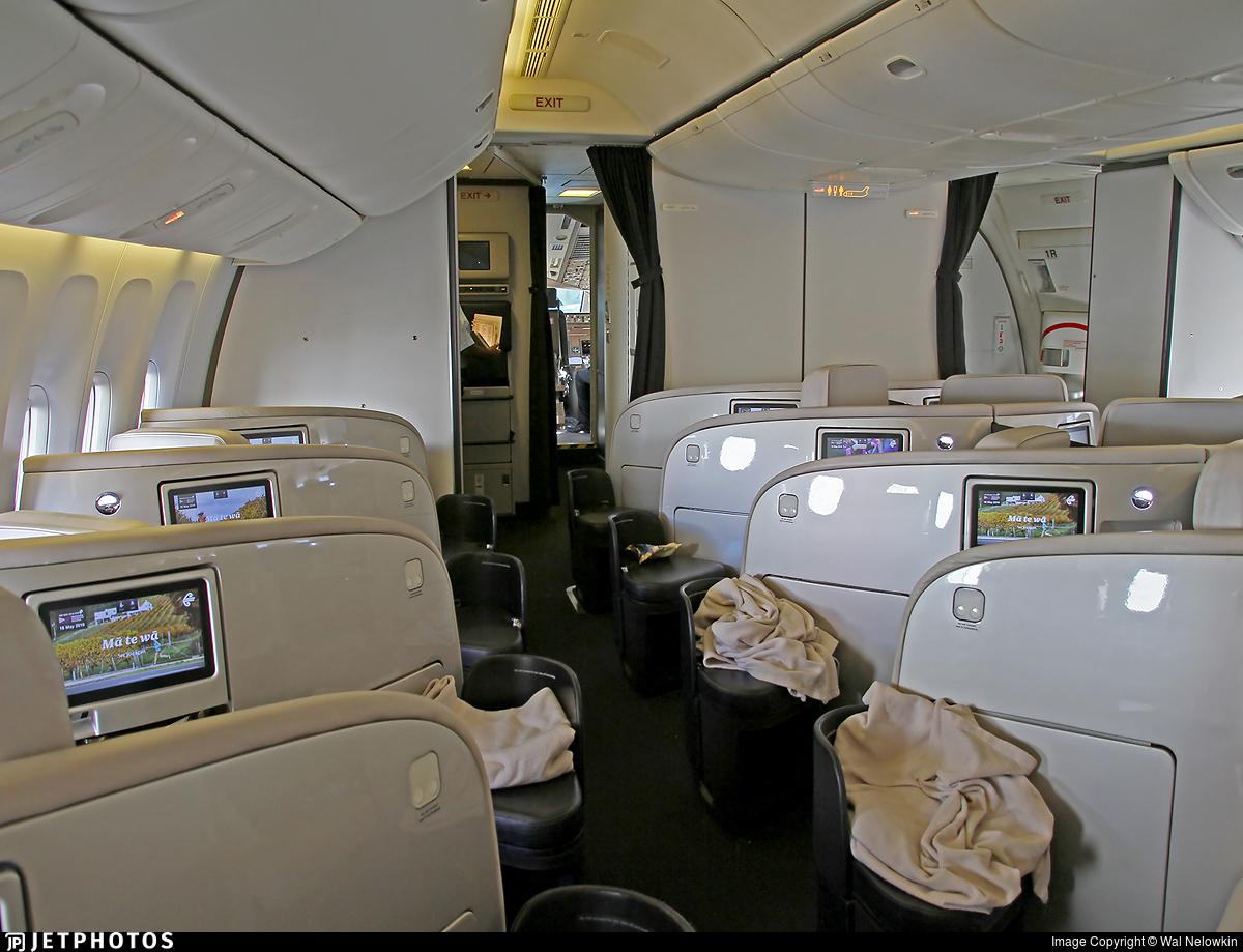 ZK-OKH - Boeing 777-219(ER) - Air New Zealand