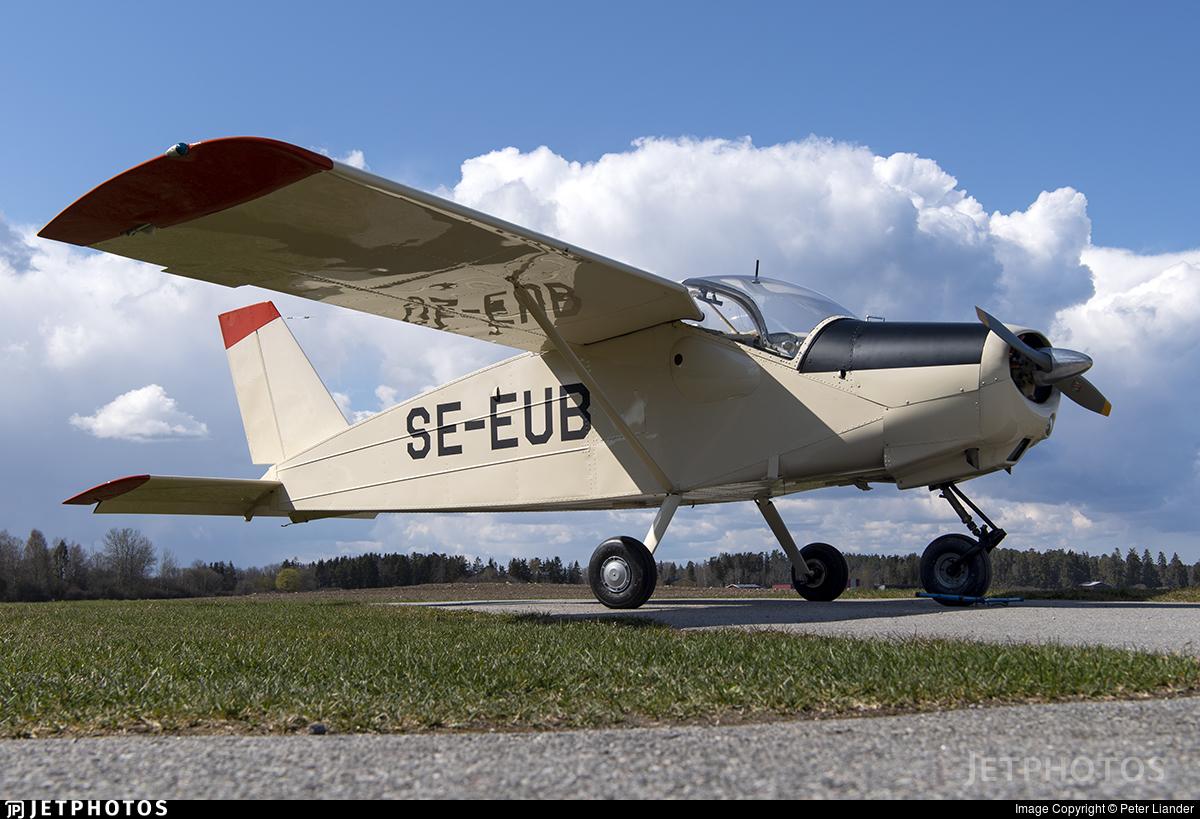 SE-EUB - Malmö MFI-9B Trainer - Private
