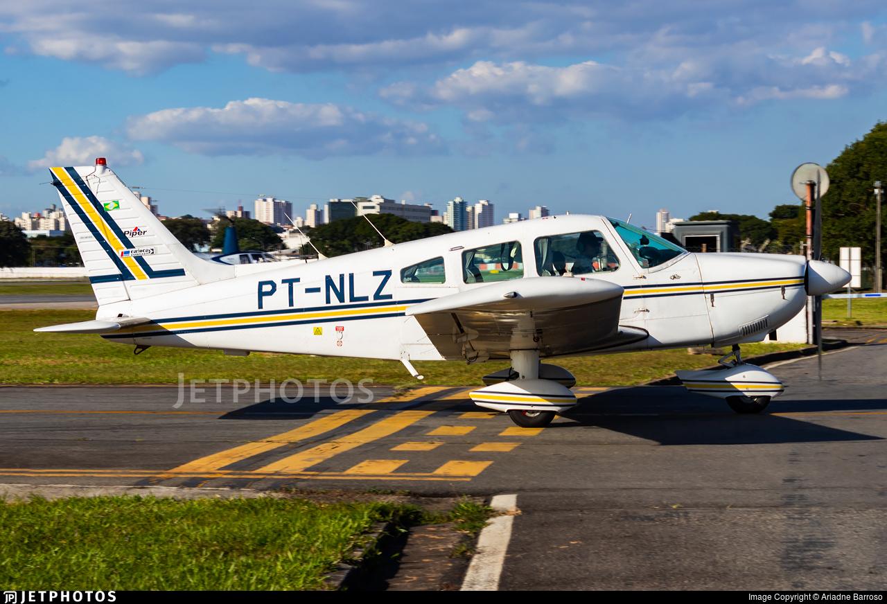 PT-NLZ - Embraer EMB-710C Carioca - Private