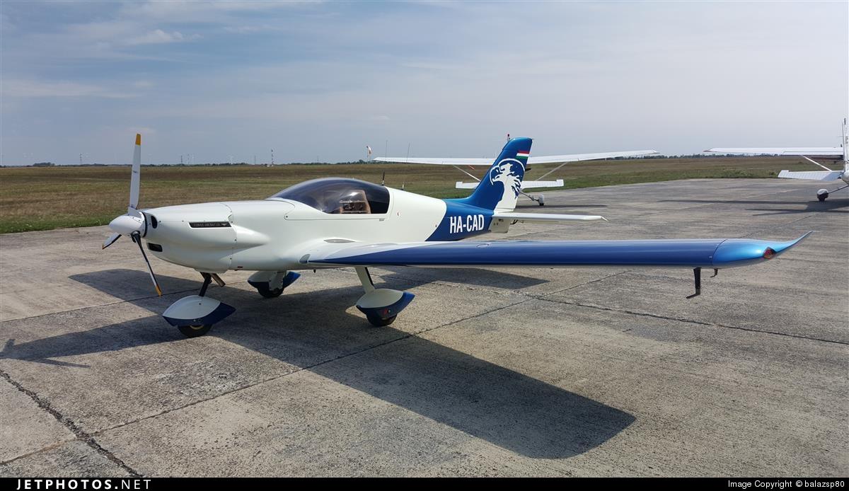 HA-CAD | Corvus Corone Mk I | Private | balazsp80 | JetPhotos