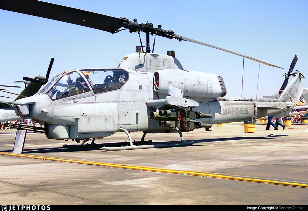 164589 - Bell AH-1W Super Cobra - United States - US Marine Corps (USMC)