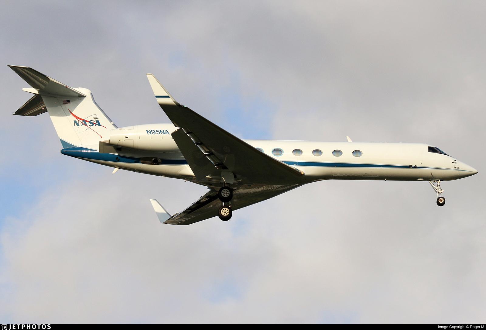 N95NA - Gulfstream G-V - United States - National Aeronautics and Space Administration (NASA)