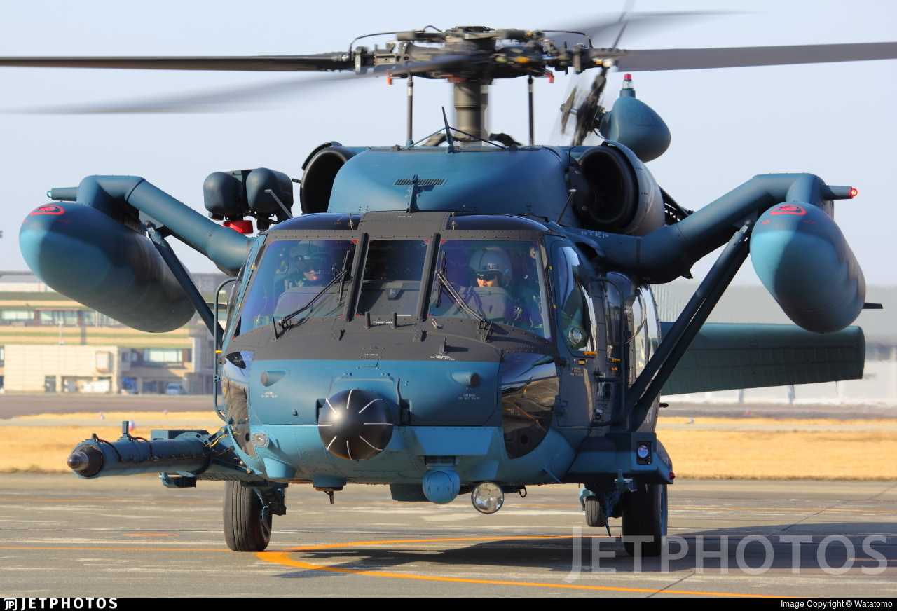 78-4602 - Mitsubishi UH-60J - Japan - Air Self Defence Force (JASDF)
