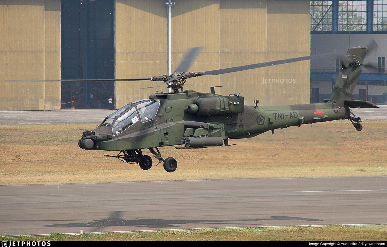 HS-7216 - Boeing AH-64E Apache Guardian - Indonesia - Army
