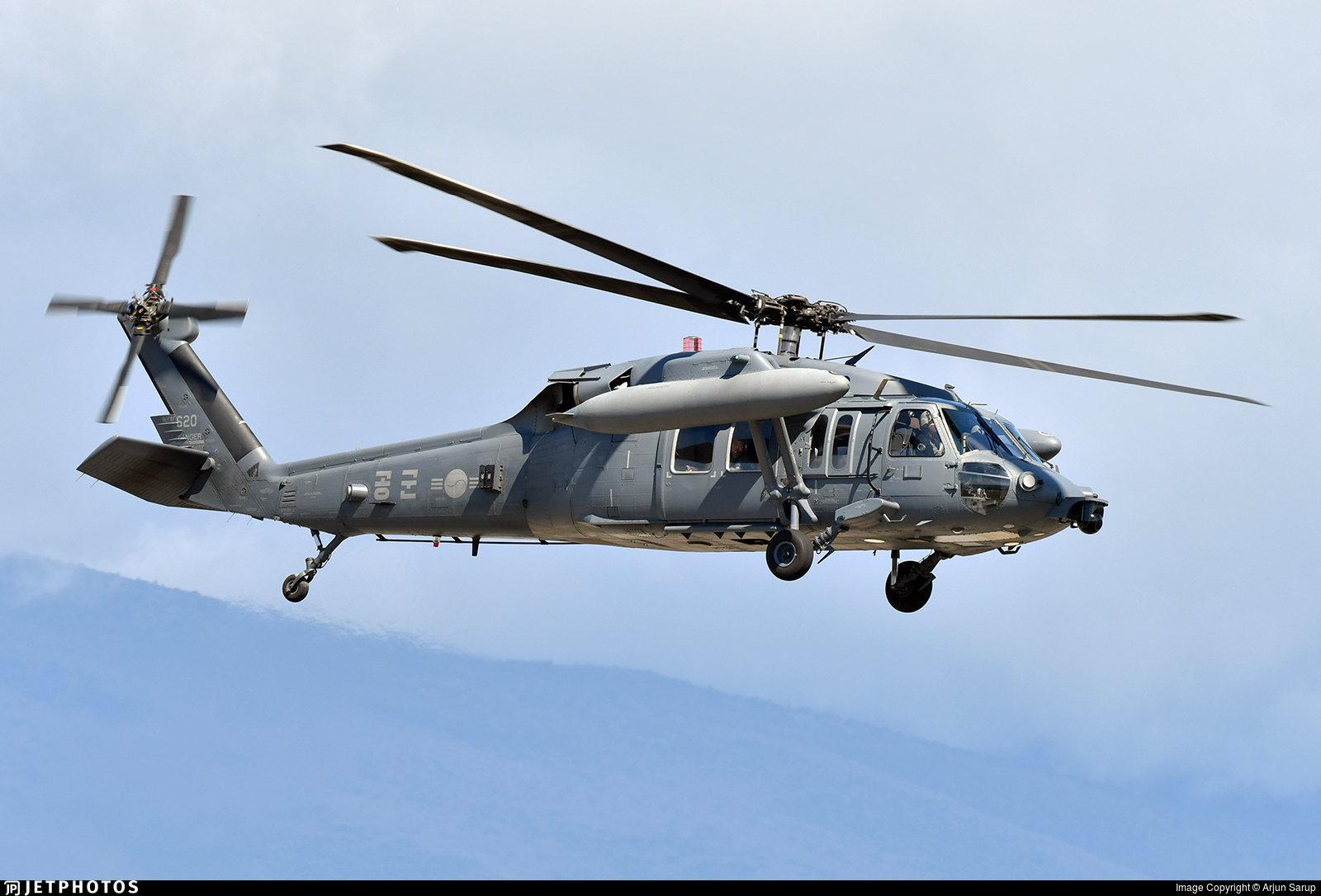 01-620 - Sikorsky UH-60P Blackhawk - South Korea - Air Force