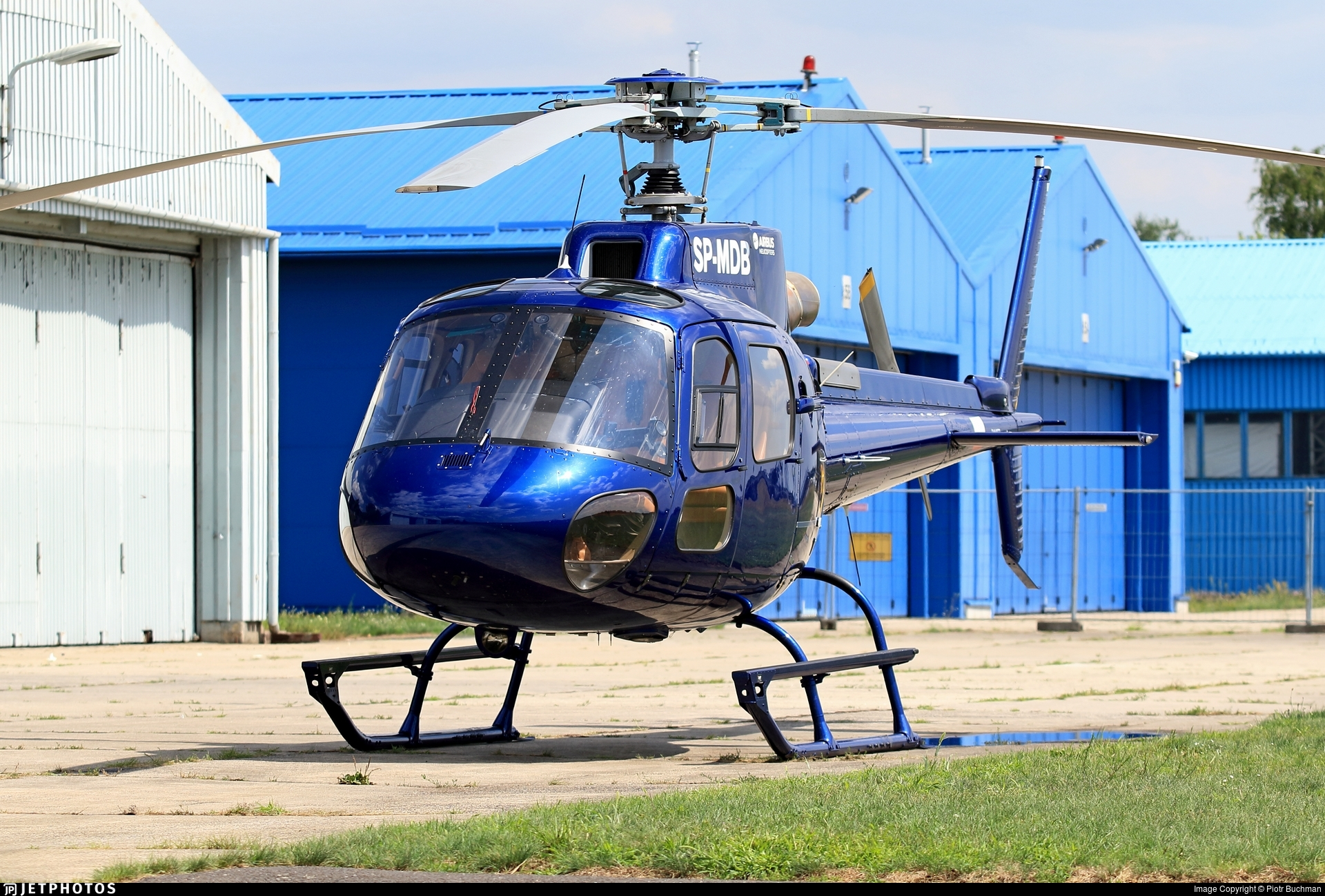 SP-MDB - Airbus Helicopters H125 - Private