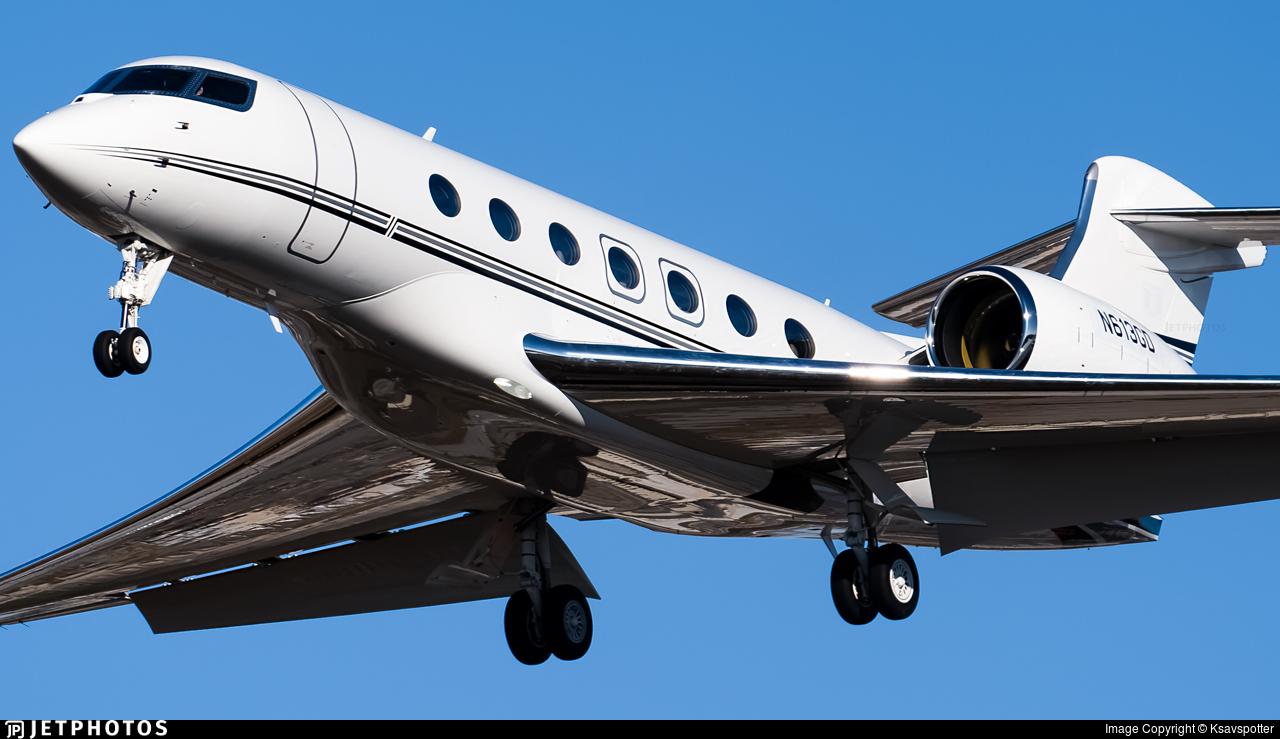 N613GD - Gulfstream G600 - Gulfstream Aerospace