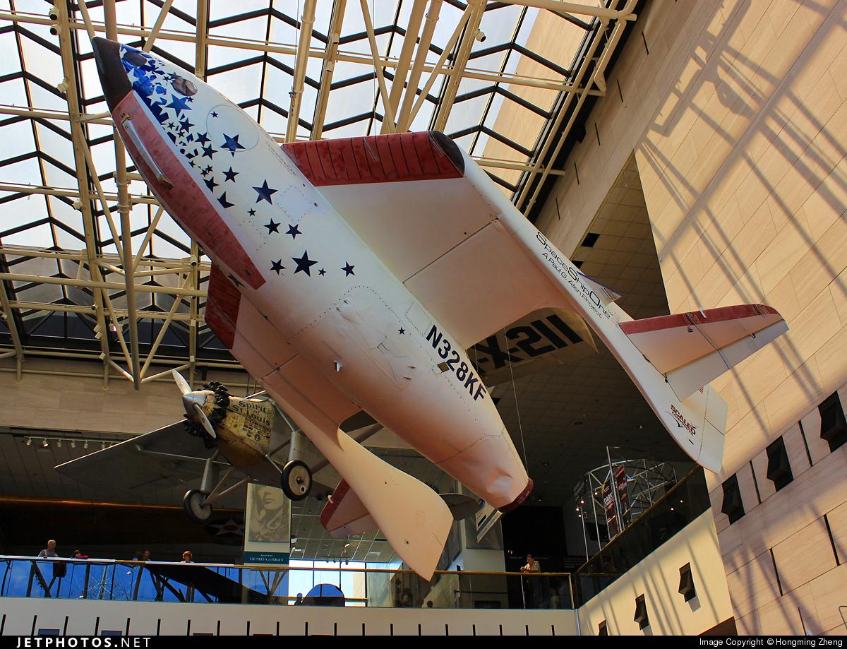 N328KF - Scaled Composites SpaceShipOne - Scaled Composites