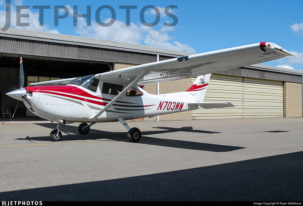 N703WM - Cessna T182T Turbo Skylane - Private