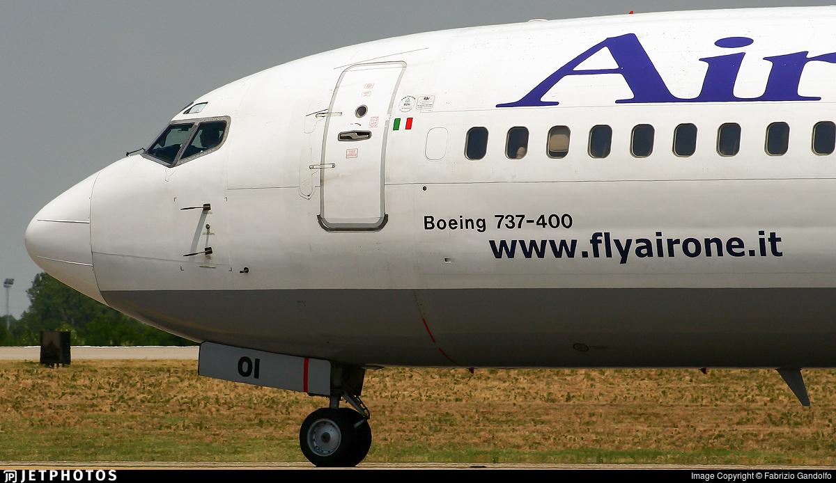 EI-COI - Boeing 737-430 - Air One