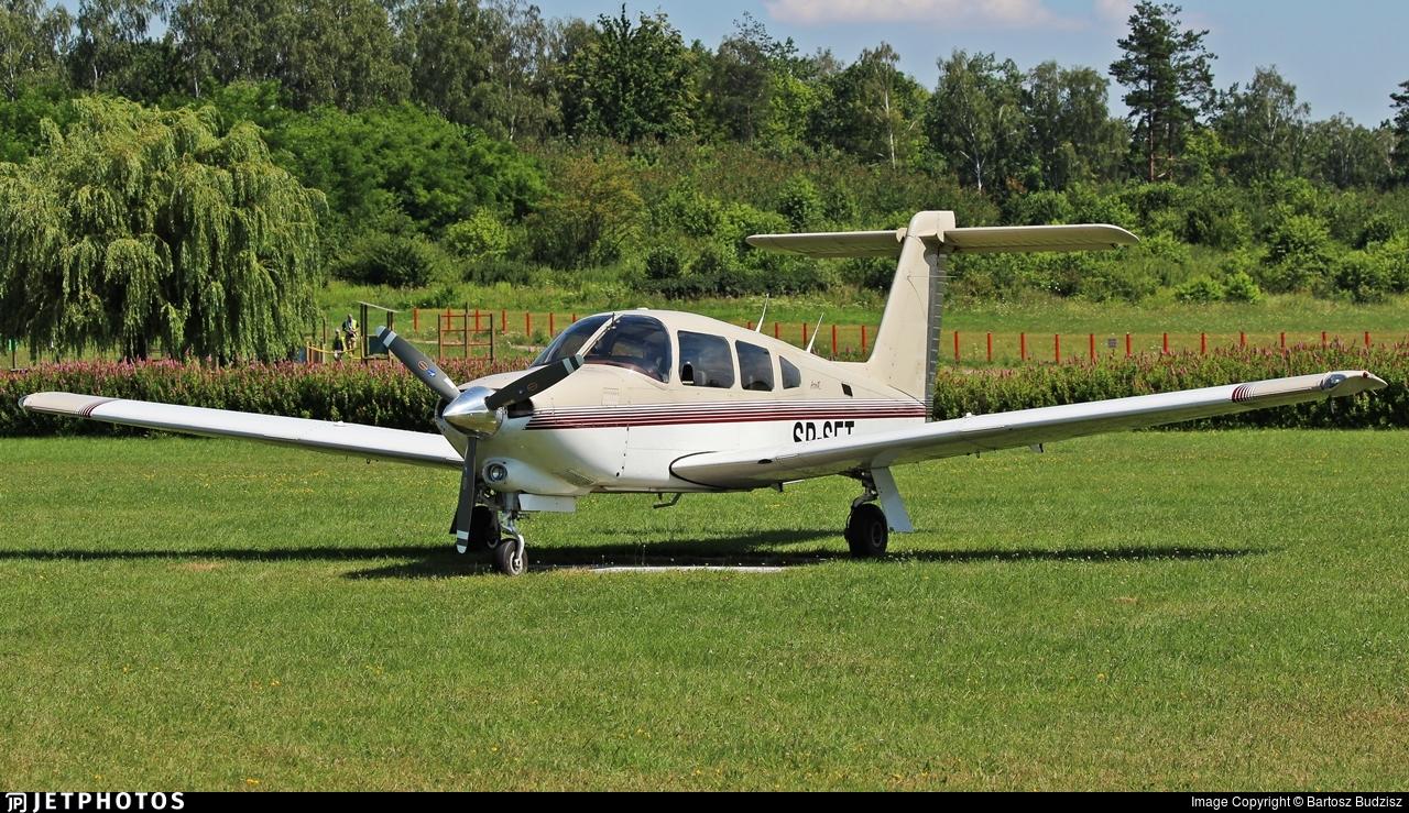 SP-SET - Piper PA-28RT-201T Turbo Arrow IV - Private
