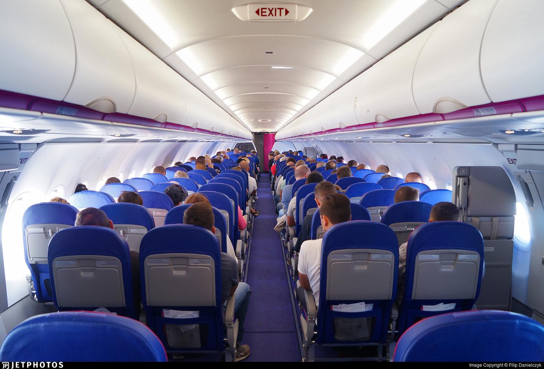 Ha Lxm Airbus A321 231 Wizz Air Filip Danielczyk Jetphotos