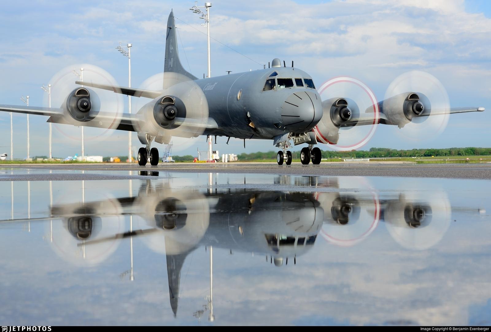 140117 - Lockheed CP-140 Aurora - Canada - Royal Air Force