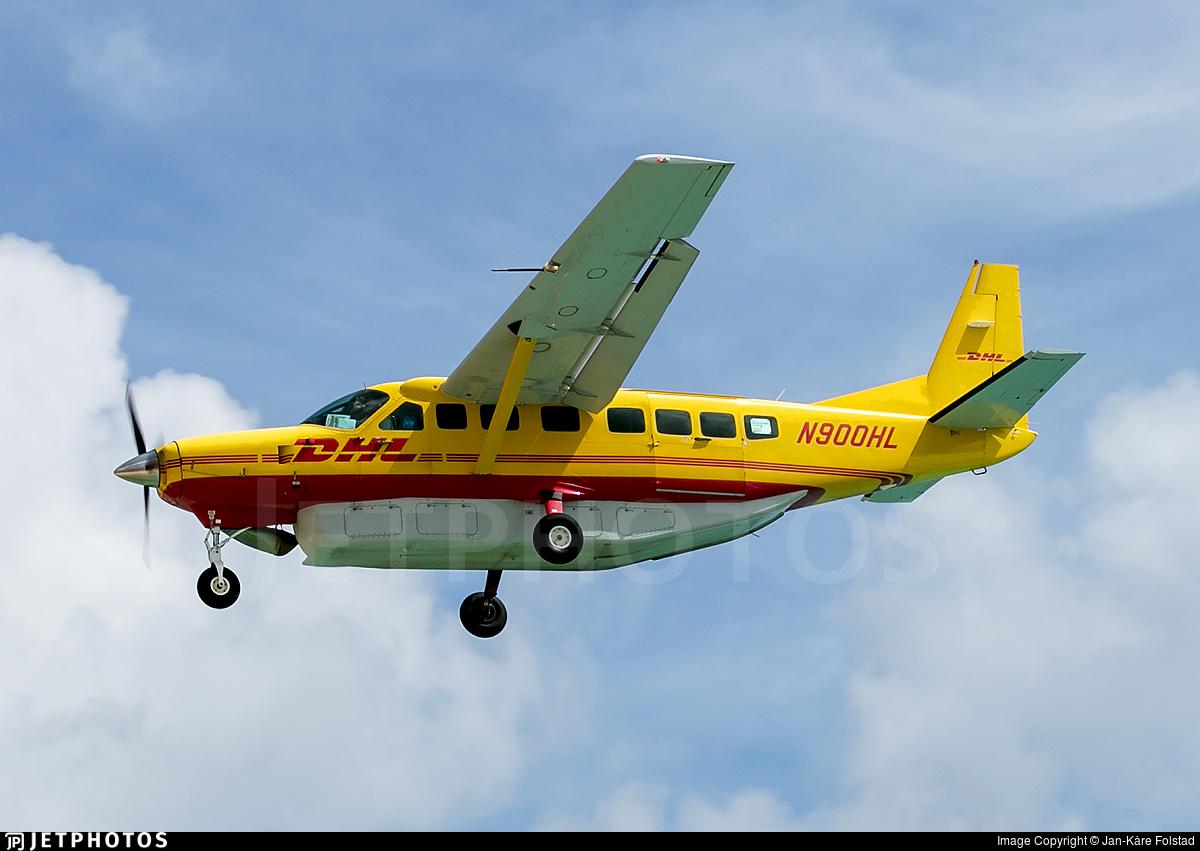 N900HL - Cessna 208B Grand Caravan - DHL Air