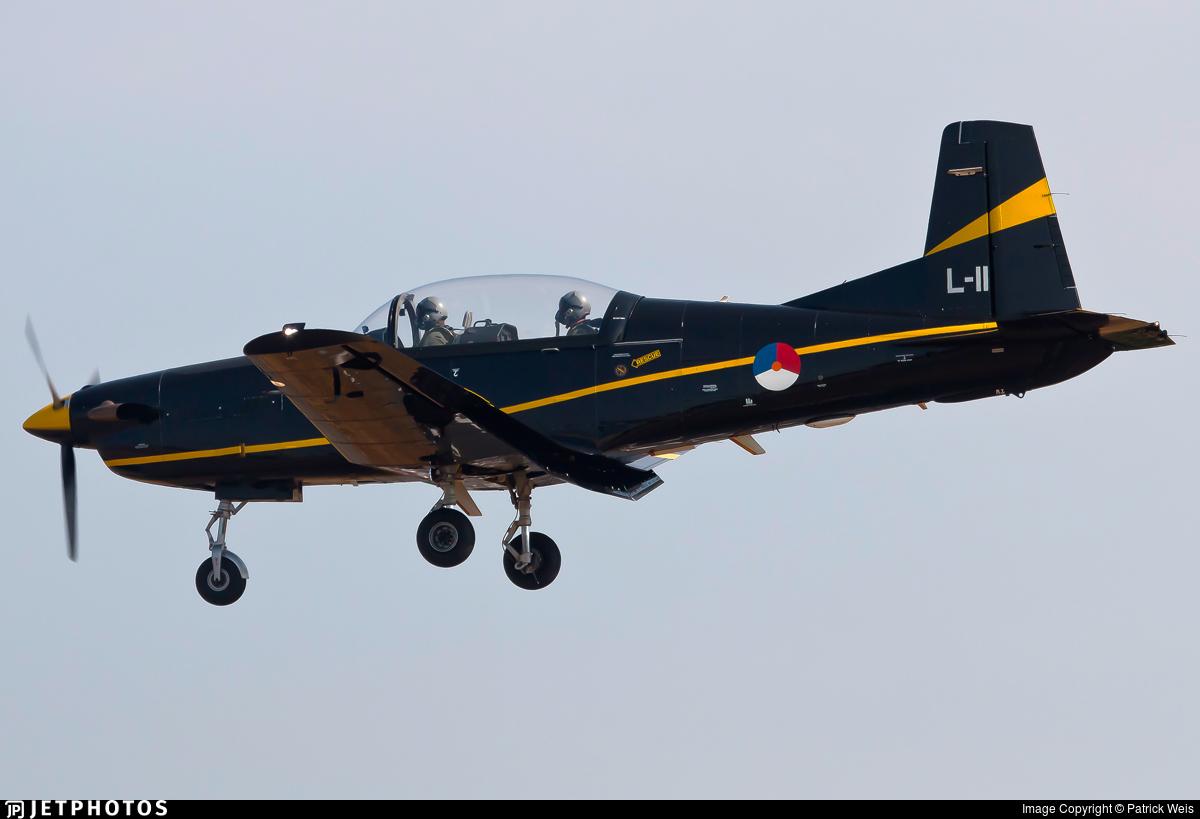 L-11 - Pilatus PC-7 - Netherlands - Royal Air Force