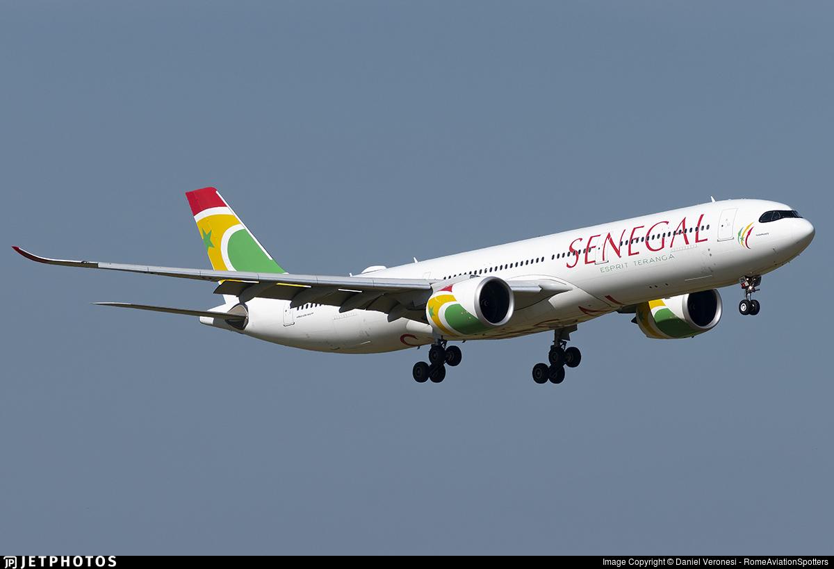 9H-SZN - Airbus A330-941 - Air Senegal (Hifly Malta)