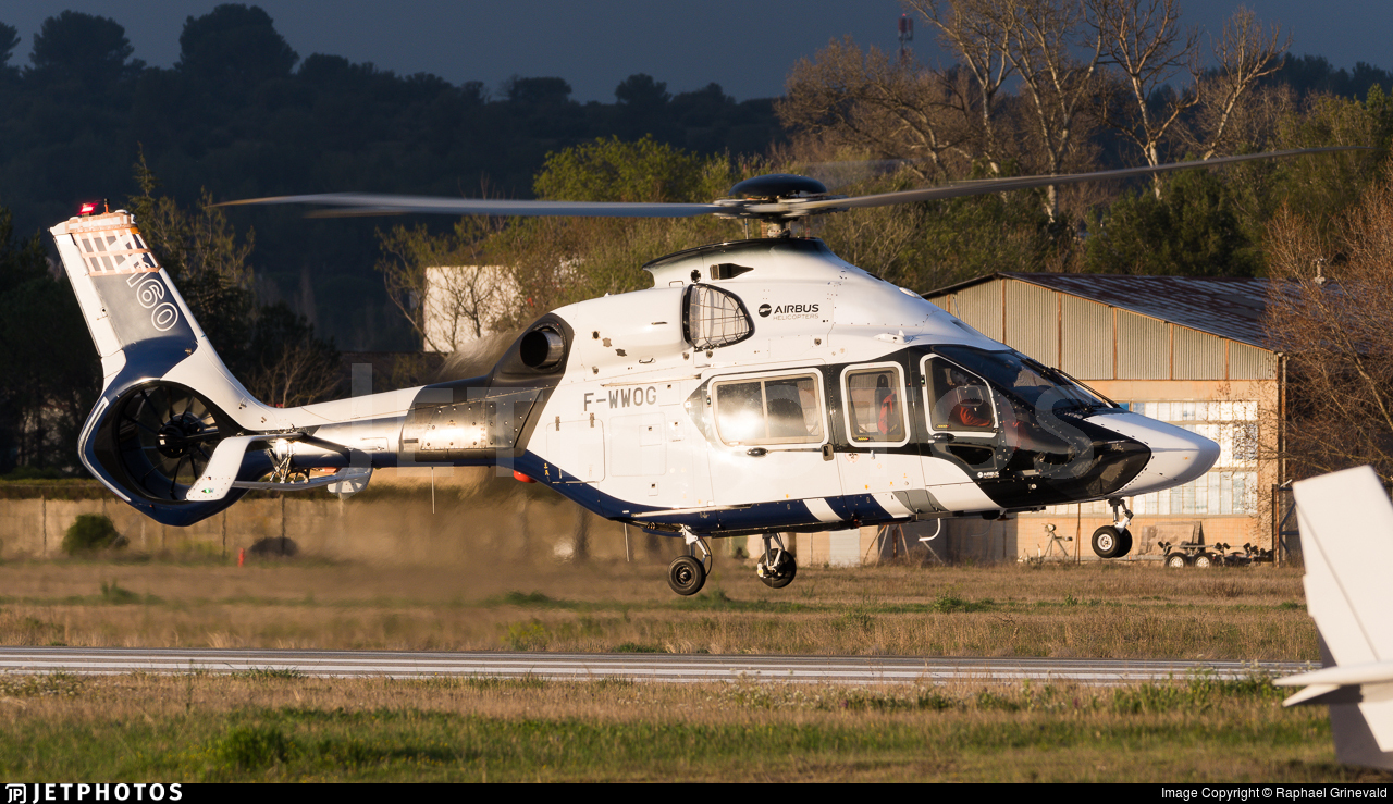 F-WWOG - Airbus Helicopters H160 - Airbus Helicopters