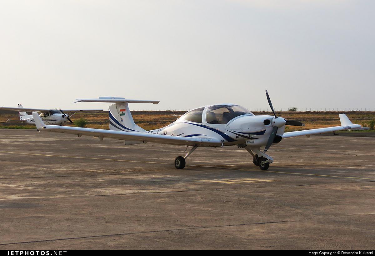 VT-CJB - Diamond DA-40NG Diamond Star - Private